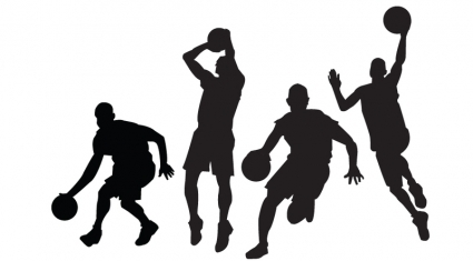 Basketball-black-and-white-basketball-clipart-free