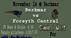 berkmar vs central forsyth