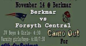 berkmar vs central forsyth